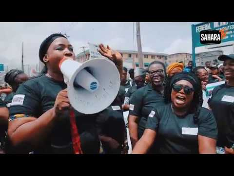'Enough Is Not Enough' — Women In Civil Society Ask Buhari To Put An End To Killings