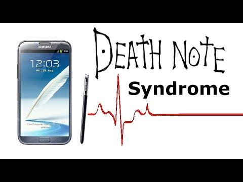Galaxy Note 2 Sudden Dead Syndrome