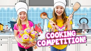 A Disastrous Cooking Challenge FAIL !!!