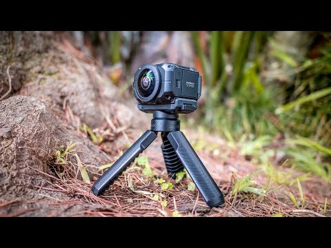 360 Camera made for ADVENTURE! - Garmin VIRB 360