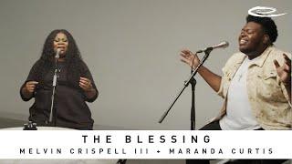 MELVIN CRISPELL + MARANDA CURTIS - The Blessing: Song Session