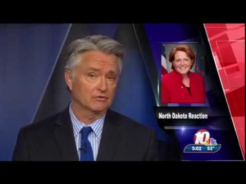 KMOT: Heitkamp Statement on Energy Policy Executive Order