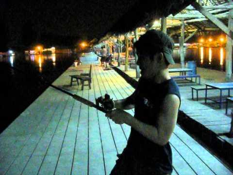 เย่อกับปลา By Chee Jira - Blues Angler Band