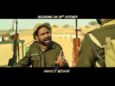 Dialogue Promo - Ranjha Refugee | Roshan Prince, Herby Sangha | Rel on 26th Oct
