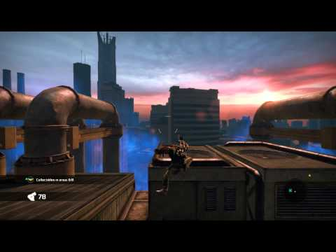 Bionic Commando - Trent Industrial District 3 - commando difficulty - no swing release
