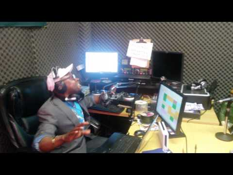 Pepertual Donkor ,Ghana Gospel Artist interview at Abibiman Radio uk(3)
