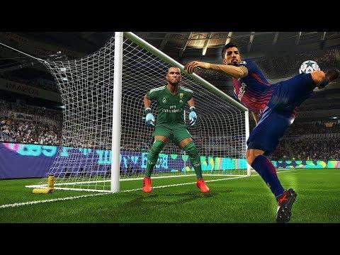 PES 2018 - Goals & Skills Compilation #14 HD 1080P 60FPS