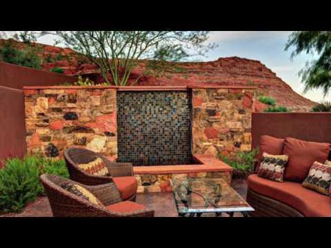 Southwestern Landscape Design Ideas - VizX Design Studios - (855) 781-0725