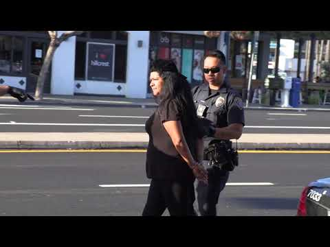 San Diego: Bank Robbery Suspect Captured 04262018