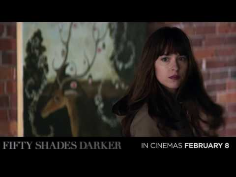 On February 8, forget the past. #FiftyShadesDarker
