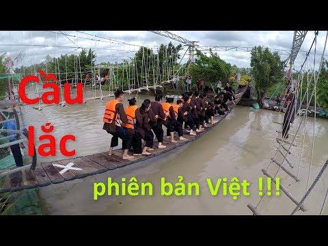 Chơi Cầu Lắc Cực Hot Tại Happy Land Hùng Thy Sa Đéc - TÂM RÒM VLOG