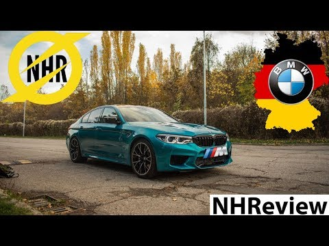 BMW M5 Competition (F90) - NHReview
