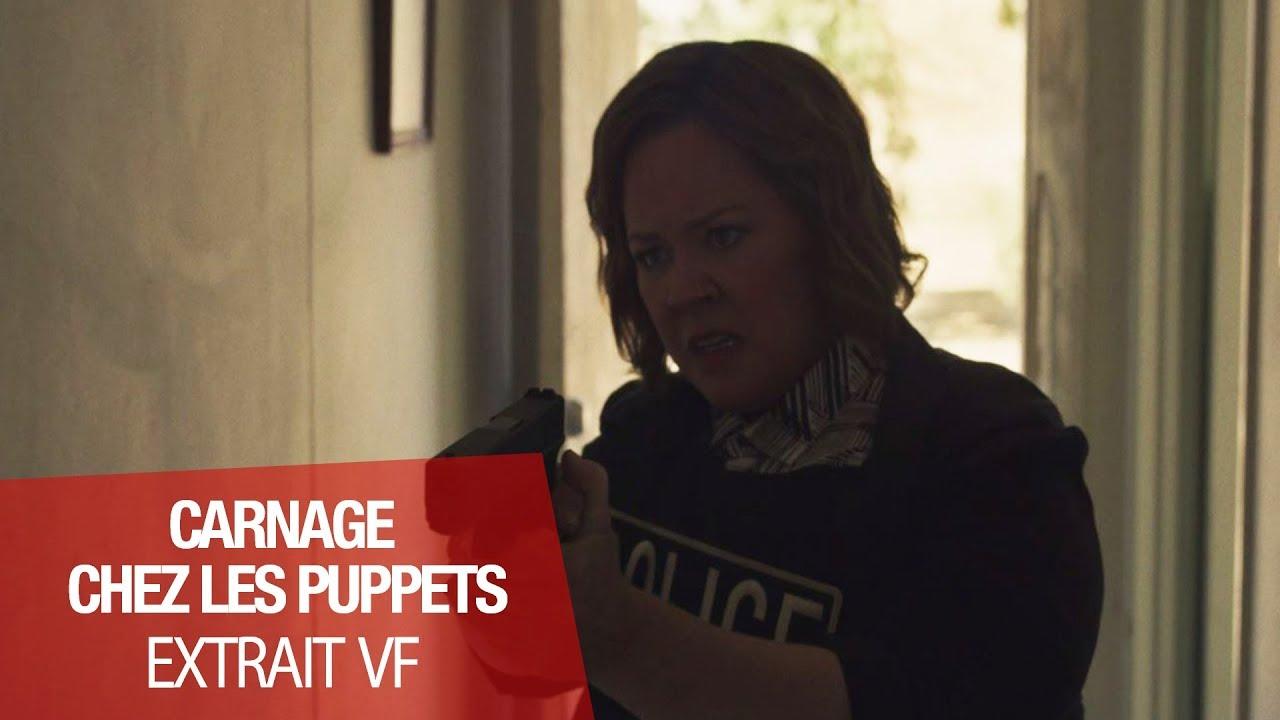 """Carnage Chez Les Puppets - Extrait """"Quand Melissa McCarthy rencontre les Puppets"""" VF"""