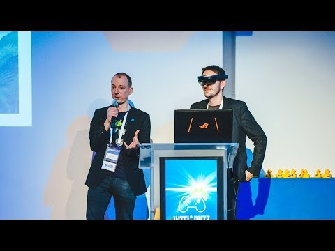 Beam me up – Holographic telepresence using the HoloLens | Intel® Buzz Workshop Berlin 2018