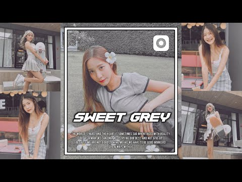 Tutorial Edit Foto Ala Selebgram Filter Sweet Grey Menggunakan VSCO - VSCO Tutorial