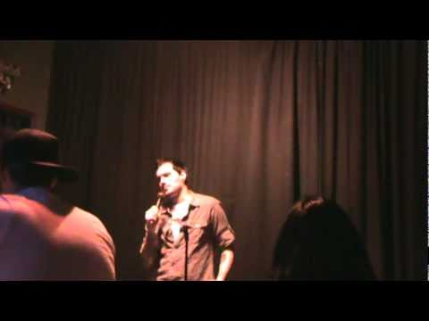 My 1st Open Mic: Marijuana, Bacon,...