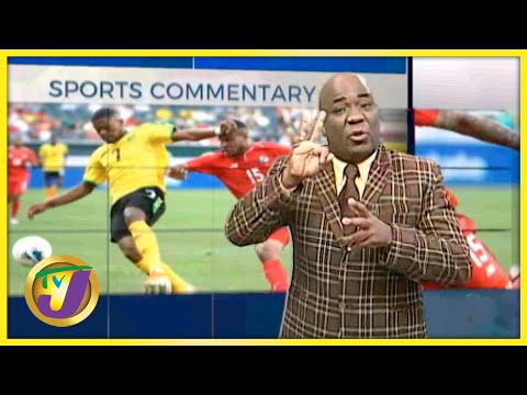 Jamaica vs Canada World Cup Match | Sports Commentary - Sept 24 2021