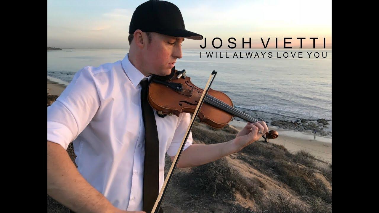 Wedding Song - I Will Always Love You - Josh Vietti Violin