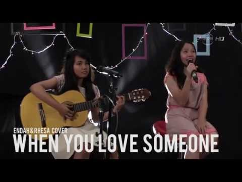 IKOMUSIC Episode 12 - Endah and Ressa - When You Love Someone (Cover by Pathrecia ft. Irene)