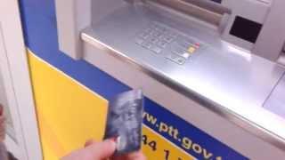 İninal karta PTTMATİK lerden nasıl bakiye yüklenir ?