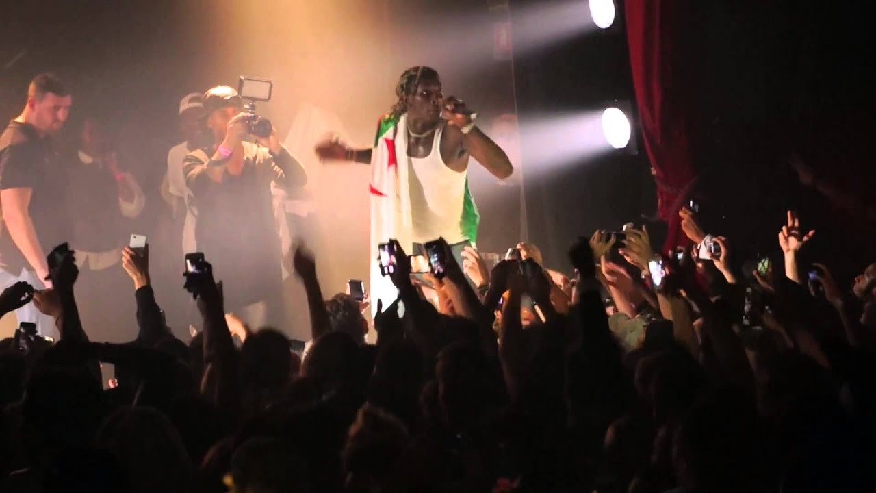 Download Young Thug, Best Friend - Bataclan