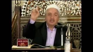 Kadir Gecesi Hutbesi - Prof. Dr. Mehmet Okuyan