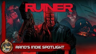 RUINER Review – Xbox One and PS4