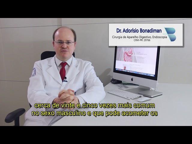 Dr. Adorísio Bonadiman / Hérnias Inguinais