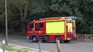 [POMPIERS] FPTL+VSAV+EPA Metz SDIS 57/ Metz firefighters responding - Août 2019