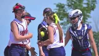 2013 12u lightning fastpitch softball year end video