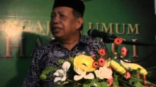 Prof.Dr.H.Imam Suprayoho,MA - Rektor UIN Malang Vol.1 (29 September 2013)