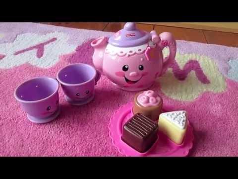 Fisher Price Say Please Tea Set Review!