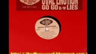 Oval Emotion Lies (Hi Bias) 1991