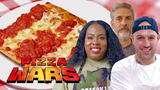 The Perfect New York Slice with Frank Pinello and Michael Imperioli | Pizza Wars