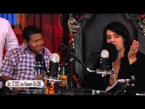 Emmanuel Lewis talking about Michael Jackson to Criss Angel 101312