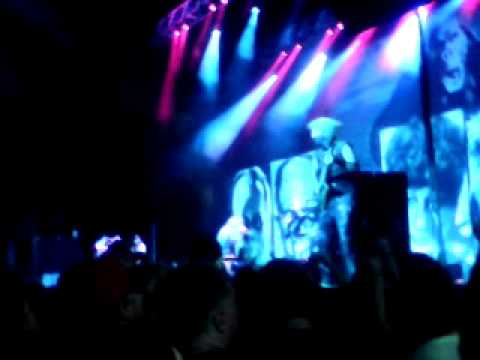 Rob Zombie (45 Minutes of Rob Zombie [Susquehanna Bank Center 05/10/2014])