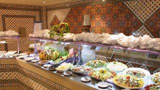 Тунис. Питание в отелях. Houda Yasmine Hammamet 4*