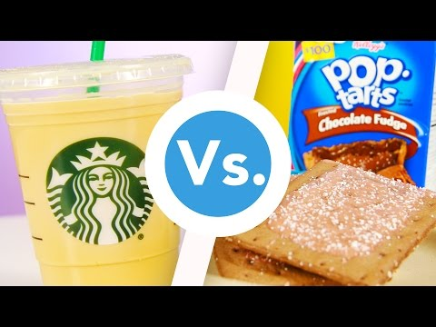 Thumbnail: Can You Guess What Has More Sugar?