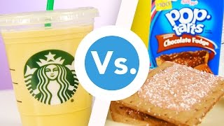 Can You Guess What Has More Sugar?