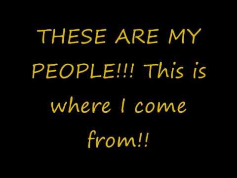 """These Are My People"" Lyrics Rodney Atkins"
