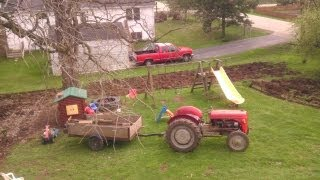 An affordable Tractor for your new homestead
