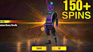 GOT INCUBATOR AFTER 150 SPINS| NEW INCUBATOR IN FREE FIRE 2020