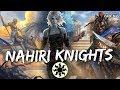 Double Strike Knights [MTG Arena] | Mono-White Nahiri First Strike Deck in WAR Standard