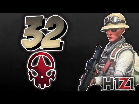 H1Z1/PS4 32 Kills In Fives (Season 5)