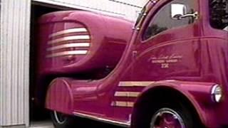Classic Labatt Streamliner Truck Restoration