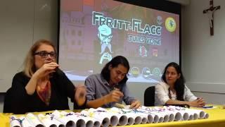Frritt-Flacc recebe selo Distinção da Cátedra Unesco de Leitura PUC-RJ