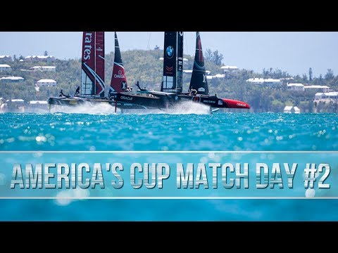 NZ Takes Lead, Day 2 America