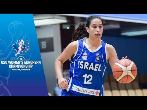 israel-v-ireland---full-game---fiba-u20-women's-european-championship-division-b-2019