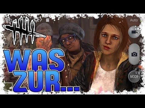 Lasst mich, ich mag die Wand - Dead by Daylight Gameplay Deutsch German