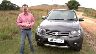 RPM TV - Episode 257 - Suzuki Grand Vitara Summit(RPM TV - Episode 257 - Suzuki Grand Vitara Summit., 2014-02-17T20:06:57.000Z)